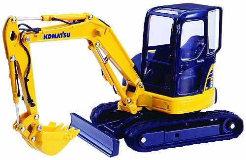 diamond-pet-dk-6104-1-32-scale-komatsu-mini-excavator-pc50mr-gareo-japan-import-by-agatsuma