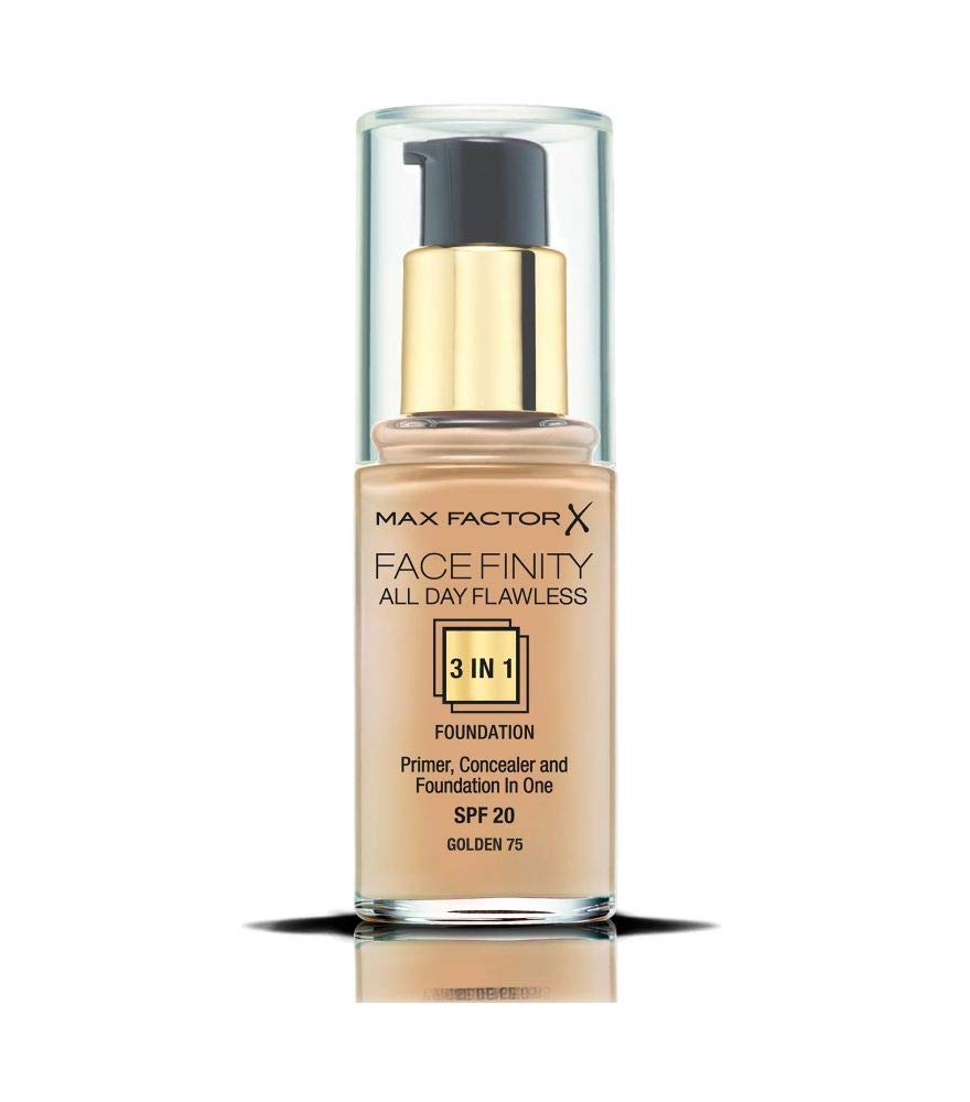 Max Factor 35999 Face Finity 3In1 SPF 20 Fondotinta - 30 ml MAXCOSC70971596