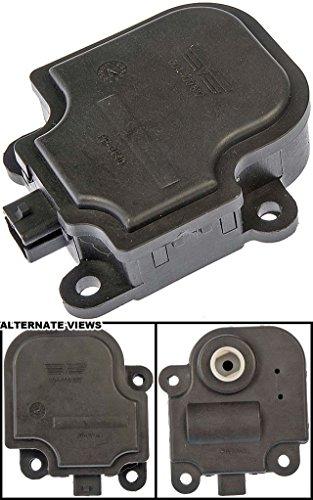 Door Cavalier (APDTY 715210 HVAC Air Blend Door Actuator Fits Select 2003-2012 Chevrolet Cavalier Cobalt HHR Malibu, Pontiac G5 G6 Pursuit Sunfire, Saturn Aura ION (Check Fitment Chart; Replaces 52494371, 15842338))