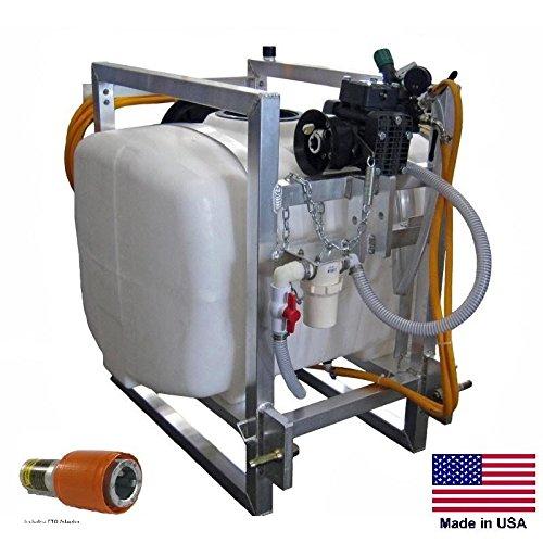 Pressure Washer - 3 Pt Hitch - Pto Drive - 100 Gallon Tank 12 Gpm 300 Psi Dp