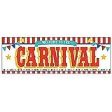 Fun Express Plastic Carnival Banner