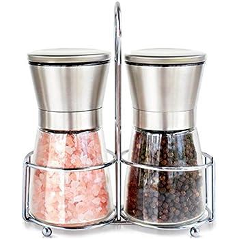Amazon Com Unicorn Magnum Pepper Mill 6 Quot Black Kitchen