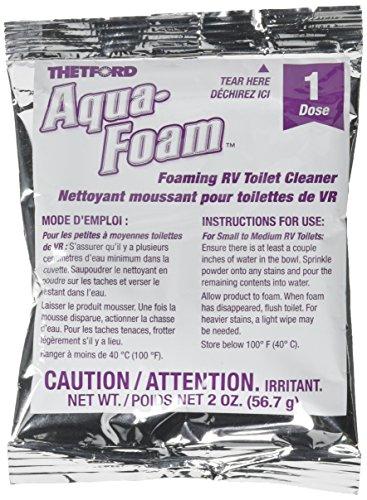 Thetford - 1 dose Aqua Foam RV Toilet ()