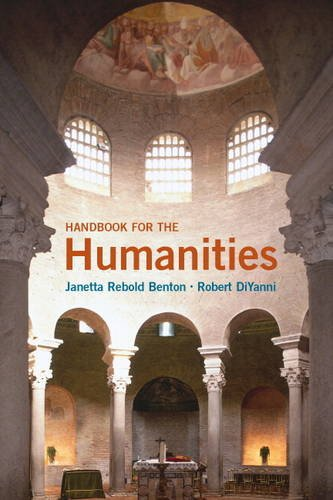 Handbook for the Humanities Plus NEW MyLab Arts with eText -- Access Card Package