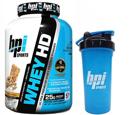 Sports Whey HD Premium Protein Granola product image