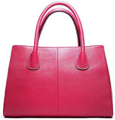 3978e91d01 Toping Fine Handbags Famous Brands Women Bag Genuine Leather Handbag Tote Bag  Real Leather Lady Handbag