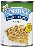 Comstock More Fruit Apple Filling - 21 oz