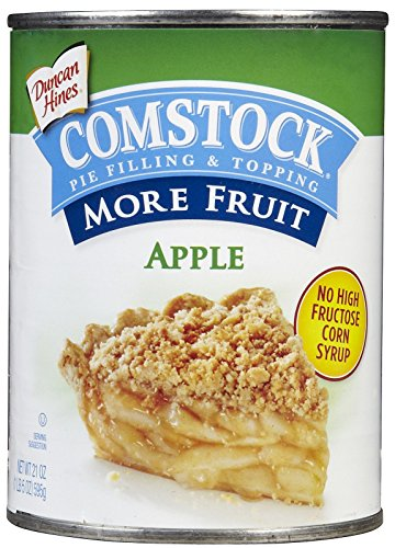 Comstock More Fruit Apple Filling - 21 (Comstock Fruit)