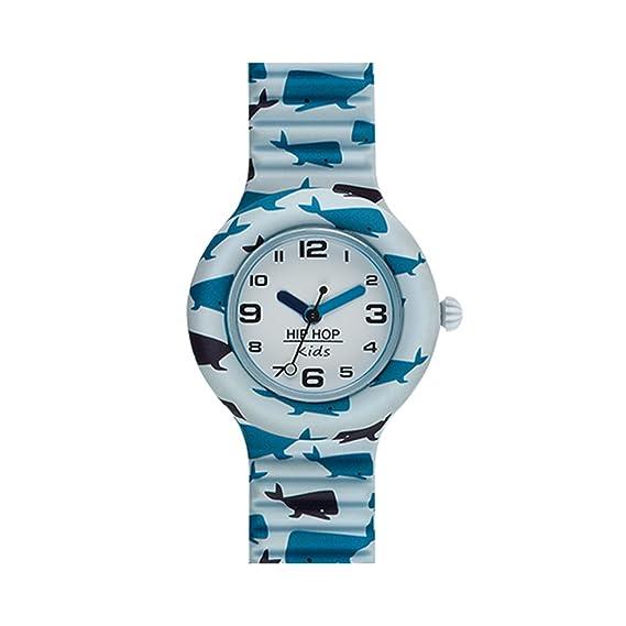 BREIL Hip Hop Reloj Kids Fun Junior Azul - HWU0884