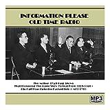 Information Please MP3 DVD Radio Quiz Show Complete Series