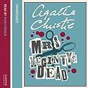 Mrs. McGinty's Dead Hörbuch von Agatha Christie Gesprochen von: Hugh Fraser