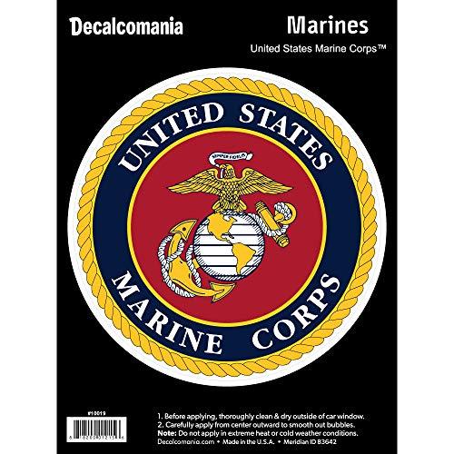 United States Marine Corps USMC Marines Licensed Logo Car Truck Sticker Vehicle Decal