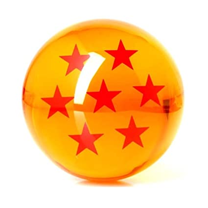 Qiyun Acrylic Dragonball Replica Ball (Large/7 Stars)