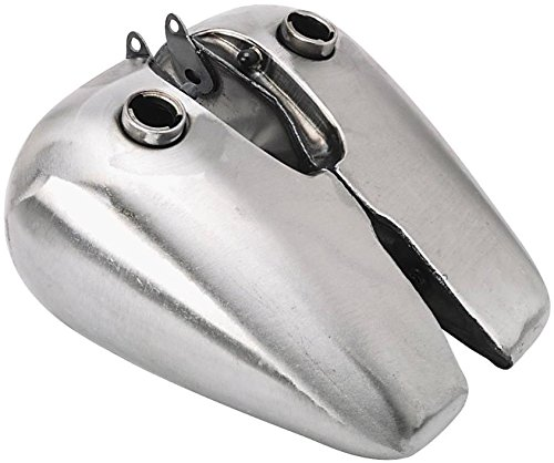 Bikers Choice 30-142 Fat Bob Gas Tank - 3.5 Gal - Bob Gas Tank
