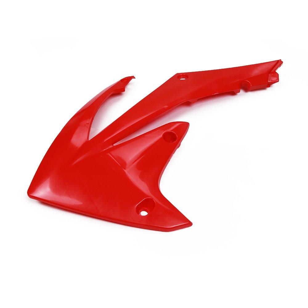 carenatura ABS plastica Lato Copertura parafango Anteriore parafango Posteriore portatarga carenature Set per Honda CRF250R CRF450R Crf 250R 450/R