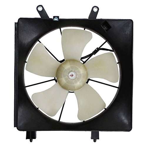 02 honda civic cooling fan - 7