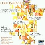 Harrison: Suite for Violin & String Orchestra
