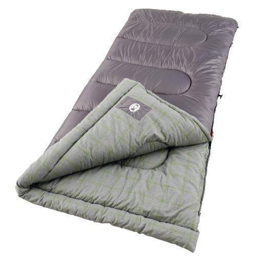 Coleman Lassen Cold-Weather Sleeping Bag, Outdoor Stuffs