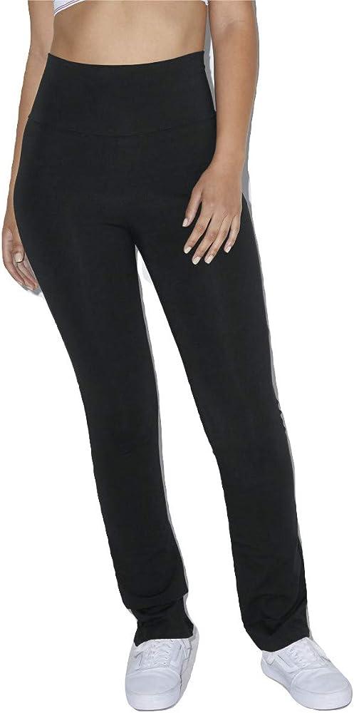 American Apparel - Pantalones de chándal Estilo Yoga para Mujer (L ...