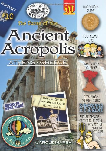 The Curse of the Ancient Acropolis (Athens, Greece) (10) (Around the World In 80 Mysteries)