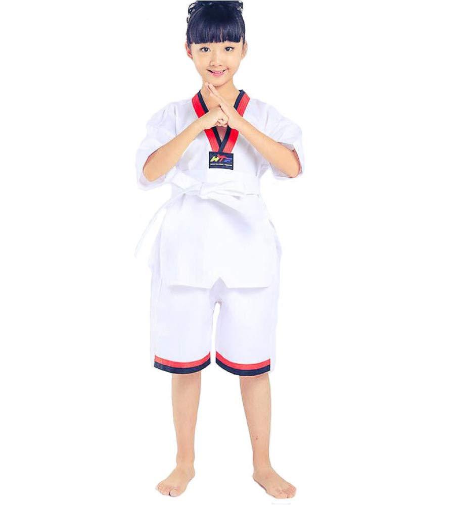 dududrz Dobok Taekwondo Ninos Taekwondo Traje Cómodo Suelto ...
