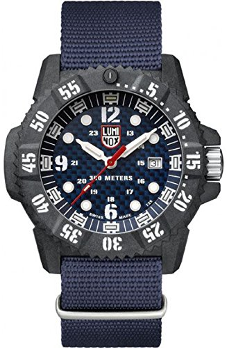 - Luminox Carbon SEAL Limited Edition Mens Watch