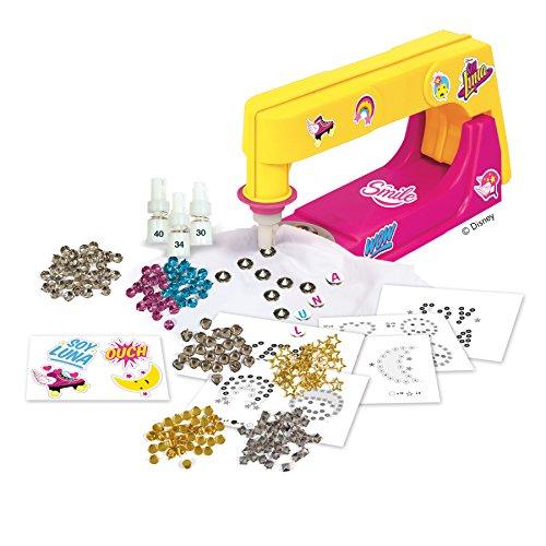 Soy-Luna-Decora-con-tachuelas-juego-de-arte-y-manualidades-DISETSA-46594