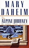 Front cover for the book The Alpine Journey by Mary Daheim