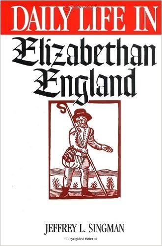 family life in elizabethan england