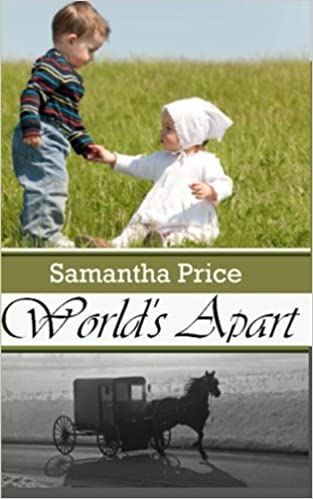 Book Worlds Apart: Volume 4 (Amish Twin Hearts)