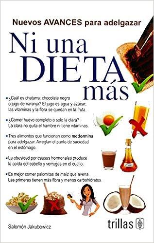 NI UNA DIETA MAS: Amazon.es: SALOMON JAKUBOWICZ ZIELINSKI: Libros