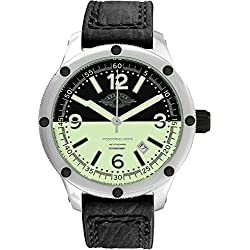 Moscow Classic Vodolaz 2416/01911003 Automatic Mens Watch Solid Case