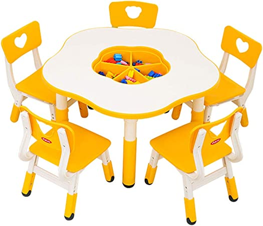 mesa table silla chair