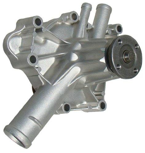 UPC 806621162505, Milodon 16250 Performance Aluminum High Volume Water Pump for Mopar Small Block