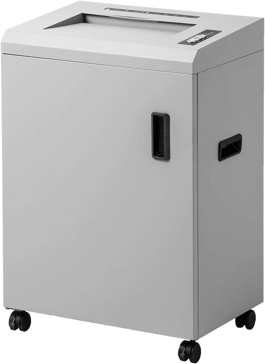 サンワダイレクト 業務用 電動シュレッダー 400-PSD051