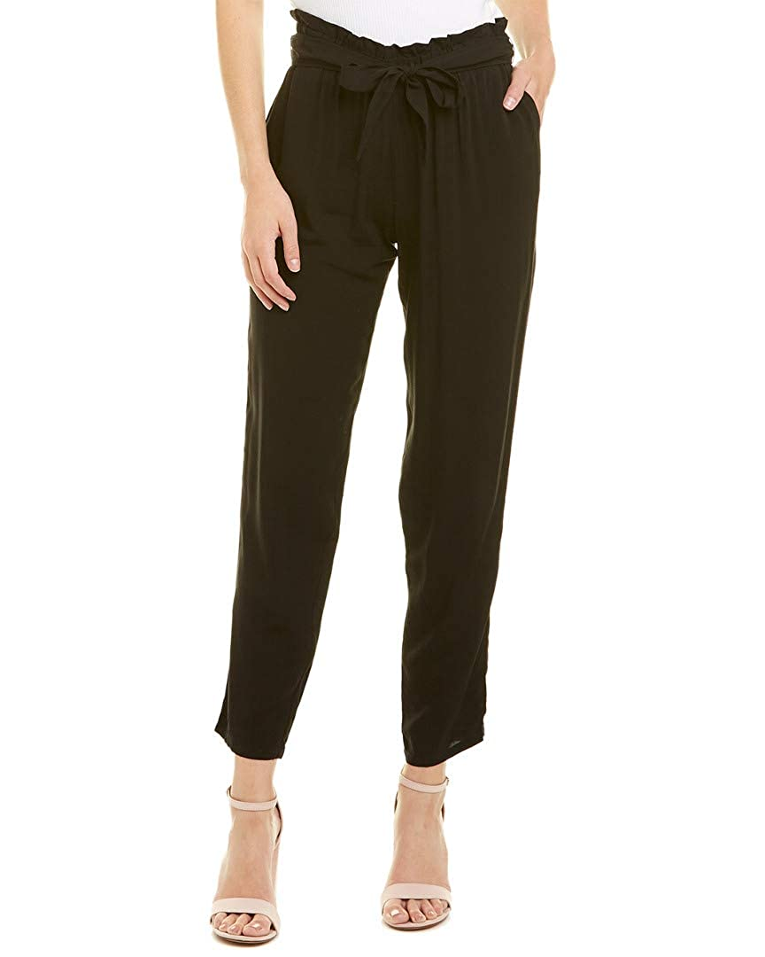 BCBGMAXAZRIA Womens Self Tie Pant