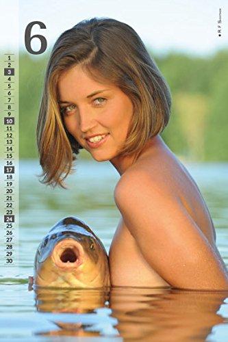 frauen nackt angeln