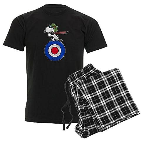 CafePress - Target Ace - Unisex Novelty Cotton Pajama Set, Comfortable PJ Sleepwear - Low Target Sets