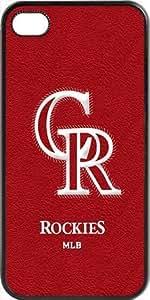 MLB Team Logo, Colorado Rockies Team Logo Case For Samsung Galsxy S3 I9300 Cover (BlacColorado Rockies 1
