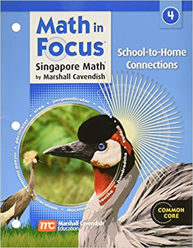 Amazoncom Math In Focus Singapore Math School To Home
