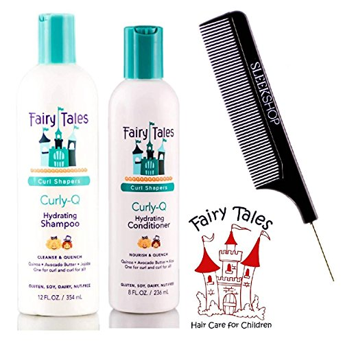 Buy kids shampoo for curly hair