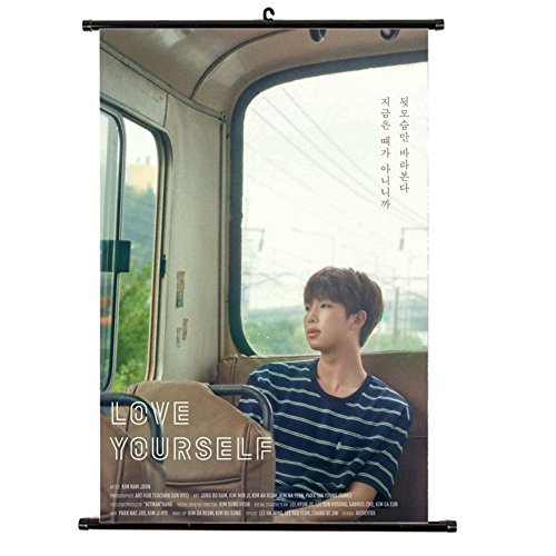 Kpop BTS Bangtan Boys Love Yourself 承 'HER' Poster Wall Sc