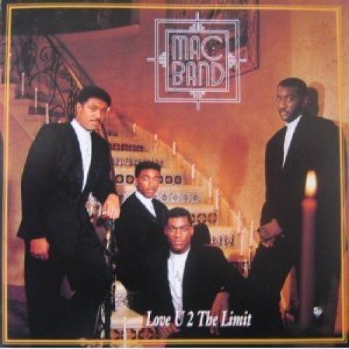 Love U 2 the Limit by Mac Band (1990) Audio CD