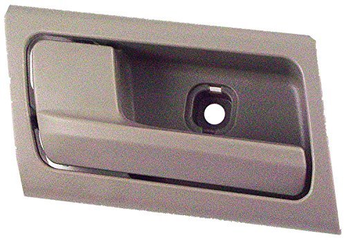 Dorman 81725 Ford Crown Victoria/Grand Marquis Front Driver Side Gray/Chrome Interior Replacement Door (Crown Victoria Front Door Handle)