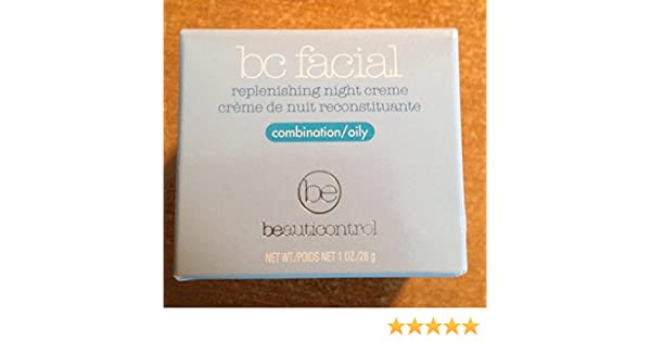 New Skin Care Bc Facial Combination Oily Replenishing Night Creme Night Treatments