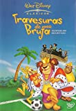 Travesuras De Una Bruja (Bedknobs and Broomsticks) - Region 1 and 4