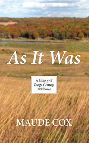 As It Was: A History of Osage County, - Osage Women