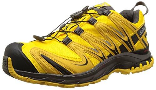 salomon xa pro 3d gtx running yellow