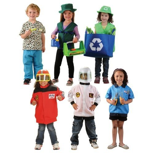 Constructive Playthings CPX-2016 Community Helper Outfits and Accessories