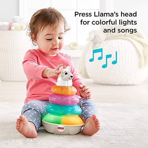 Fisher-Price Linkimals Lights & Colors Llama